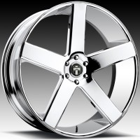 DUB S115 Baller Chrome