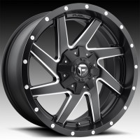 Литые диски Fuel Off-Road Renegade Black & Milled