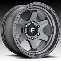 Литые диски Fuel Off-Road Shok Anthracite
