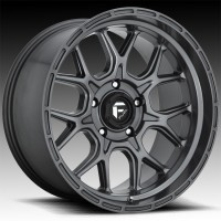 Литые диски Fuel Off-Road Tech Anthracite