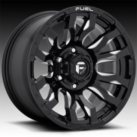 Литые диски Fuel Off-Road Blitz Gloss Black & Milled
