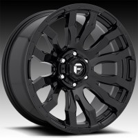 Литые диски Fuel Off-Road Blitz Gloss Black