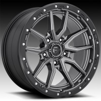 Литые диски Fuel Off-Road Rebel 5 Anthracite