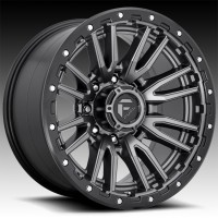 Литые диски Fuel Off-Road Rebel 8 Anthracite