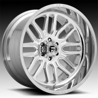 Литые диски Fuel Off-Road Ignite Polished & Milled