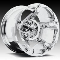Диски FUEL Off-Road D547 Havok Chrome