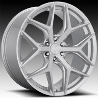 Литые диски Niche Vice Brushed Silver