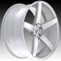 Литые диски XO Wheels Miami Brushed Silver
