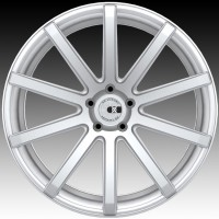 Литые диски XO Wheels Tokyo Brushed Silver