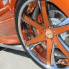 Savini SV30-C - Savini SV30-C Custom Orange w/Chrome Accent  | Land Rover Range Rover Sport