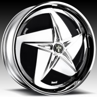 DUB S721 Swerv Spinners