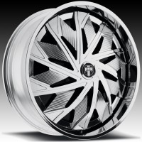 DUB S728 Spazz   Spinners