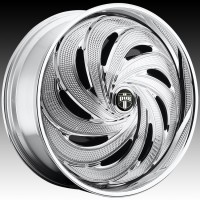 DUB S738 Flow Spinners