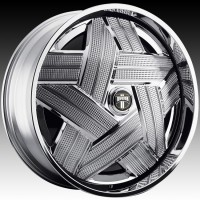 DUB S740 Crown Spinners