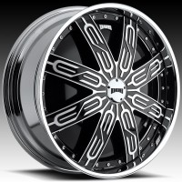 DUB S766 Tycoon Spinners