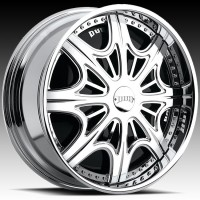DUB S775 Creed Spinners