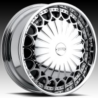 DUB S776 Kingster Spinners