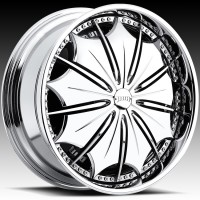 DUB S793 Presidential Spinners